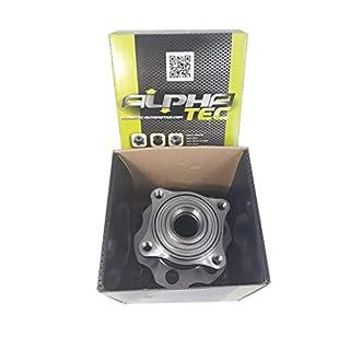 Passend für Nissan Navara D40 Pathfinder MK3 R51 432024X00A Hinterradnabenlager