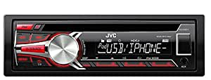 JVC KD-R651 Autoradios Bluetooth, En Façade