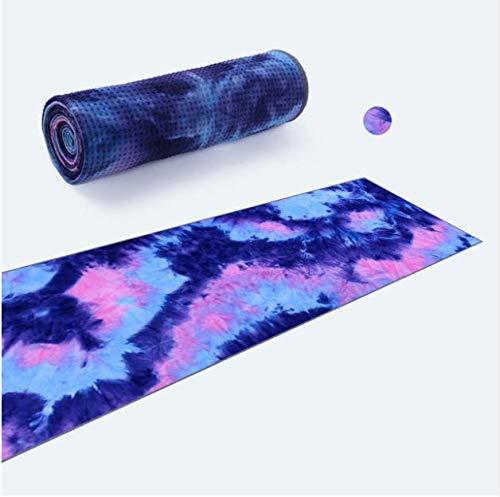 xiaojing Yoga Handtuchmatte, Yoga Mate Handtuch Mit