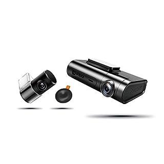 Dashcam DDPai X2 Pro EU Version, vorne/hinten, 1440p 2K, GPS, 32GB, WiFi Smartphone App