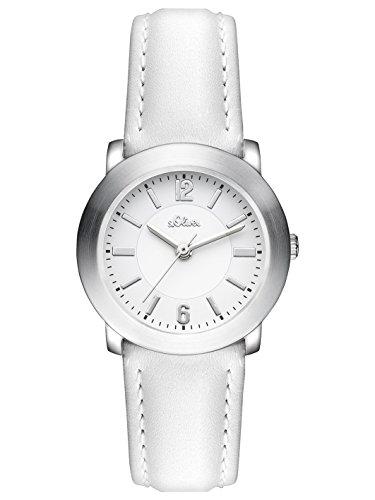 s.Oliver Time Damen-Armbanduhr SO-3391-LQ