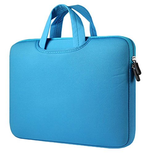 YiJee Laptop Briefcase, Sleeve Porter Cover Case Sac pour Macbook