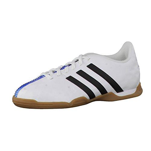 Chaussures de foot d'int�rieur 11Nova en blanc pour gar�on Blanc