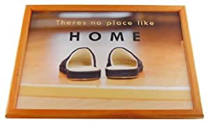 Heartwarmers No Place Like Home Padded Lap Tray, 42 x 32.5 cm