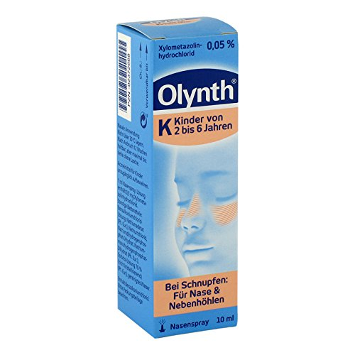 Olynth 0,05{36b7e718a64c5db9efbaf3a77ff8a082975b94eed1c8b63150e72ce36f4d1107} 10 ml