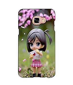 SAMSUNG C7 PRINTED COVER BY aadia