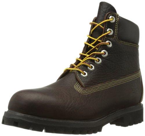 Timberland FTB_6in Premium Boot - W 10361 Damen Stiefel 6765r-brown Leather