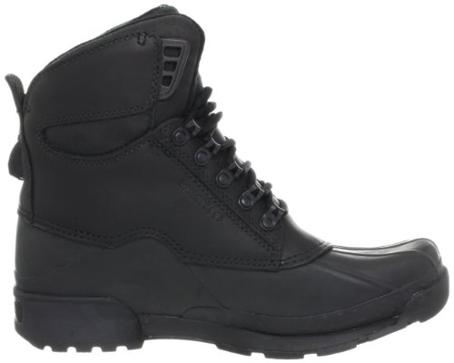 Columbia Sportswear Company Bugaboot Original Electric, Boots homme Noir (Black/Intense Red 010)