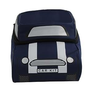 Bunkerbound Blue Car Kit