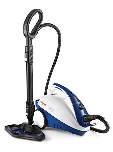Polti PTEU0269 Vaporetto Smart 40_Mop Nettoyeur Vapeur Brosse Vaporforce, 1800 W, 1.6 liters, Bleu