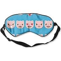 Comfortable Sleep Eyes Masks Cute Pig Pattern Sleeping Mask For Travelling, Night Noon Nap, Mediation Or Yoga preisvergleich bei billige-tabletten.eu