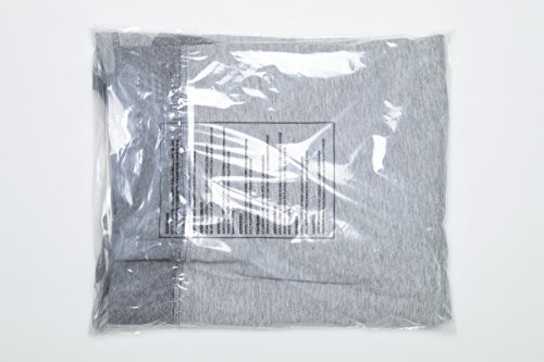 100 Polybags für Textilien FB2: 300 x 400 mm mit mehrsprachigen Warnhinweisen und Entlüftungslöchern, selbstklebender Verschluß