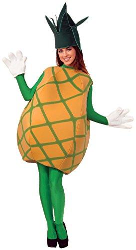 Fancy Kostüm Apple Dress - Forum Novelties Pineapple Adult Costume One Size Fits Most