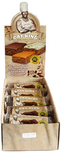 LSP Oat King Riegel Big Tasty Chocolate 10x95g, 1er Pack (1 x 950 g)
