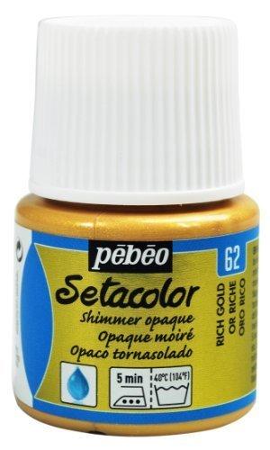 pebeo-setacolor-peinture-a-tissu-45ml-bouteilles-moire-couleur-gamme-neuf-riche-dores