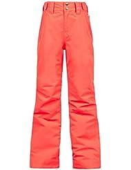 Protest Snow Pants–Protest Jackie 16Junior Snow Pants–Rosa Cerise, niña, color naranja, tamaño 128