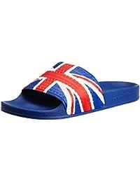 3d375bc19e771e Amazon.co.uk  adidas - Flip Flops   Thongs   Men s Shoes  Shoes   Bags