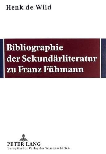 Bibliographie der Sekundärliteratur zu Christa Wolf