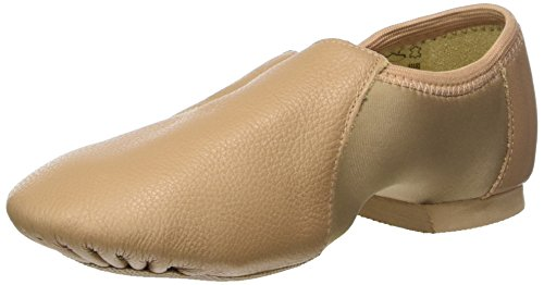 So Danca Jz76 Zapatillas de jazz Niñas, Beige Caramel, 29 EU 11C UK