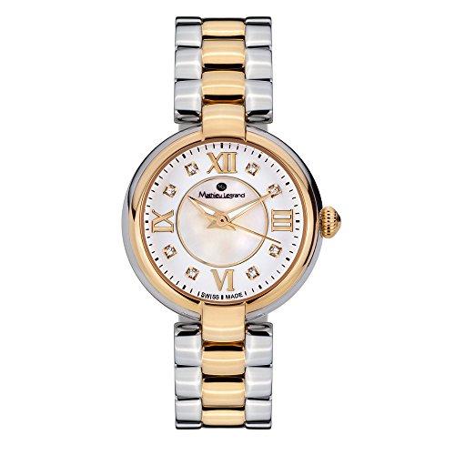 Mathieu Legrand Reloj de cuarzo Woman MLG-2100C 28 cm