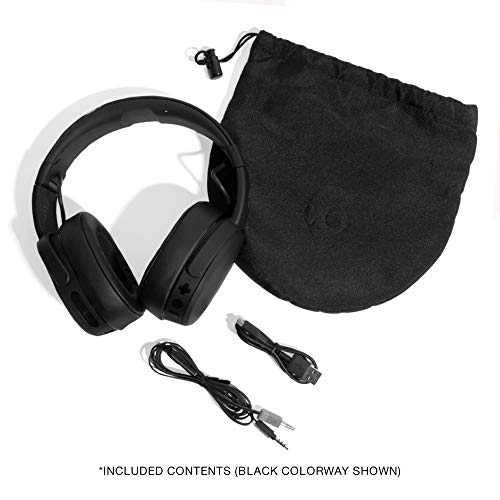 Skullcandy Crusher Wireless Over-Ear Headphone with Mic (Black) Image 4