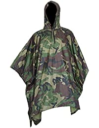 Vcansion Outdoor Products Ripstop Raincoat Poncho