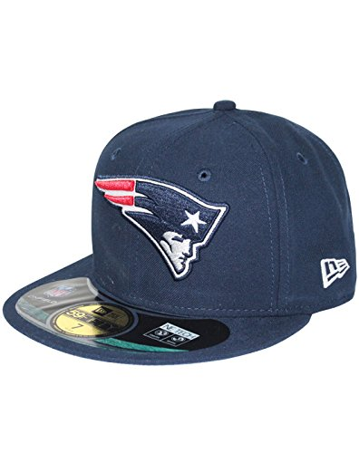 New Era 59Fifty NFL New England Patriots Hut (7 1/2) (Baseball-hüte Lizenzierte)