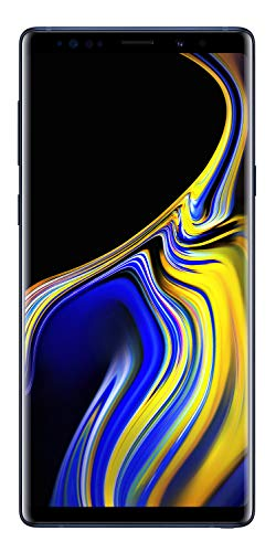 Samsung Galaxy Note 9 (Ocean Blue, 128GB Memory) with Offer