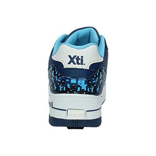 XTI Bambino Scarpe sportive Blu