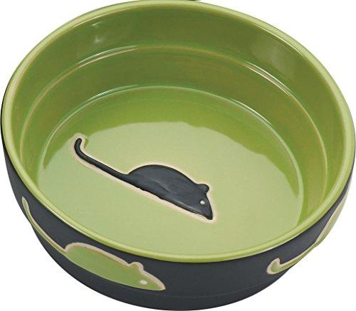 ethical-stoneware-dish-688839-5-in-fresco-cat-dish-green