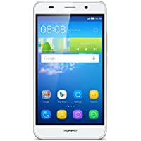 """Huawei Y6 5"""" SIM Doble 4G 2GB 8GB 2200mAh Blanco - Smartphone (12,7 cm (5""""), 2 GB, 8 GB, 8 MP, Android 5.1, Blanco)"""