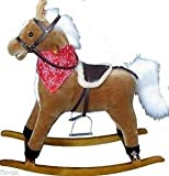 #5: RK RNTERPRISE DASHING LIGHT MUSIC HORSE MULTI COLOUR UPTO AGE (3 YEARS) COLOUR MAY VARY