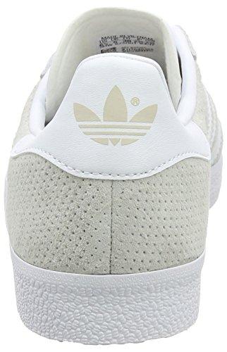 Scarpe Da Ginnastica Adidas Damen Gazelle Braun (marrone Chiaro / Bianco Calzature / Oro Metallizzato)