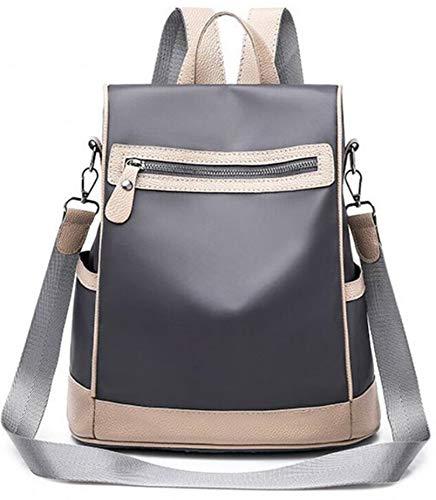 Camden Gear Damen Rucksack Elegant   Schultasche Damen   Kleiner Rucksack Damen   Tasche für Schule, Uni und Freizeit   Handtasche und Umhängetasche