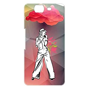 a AND b Designer Printed Mobile Back Cover / Back Case For Micromax Canvas Knight A350 (MIC_A350_3D_410)