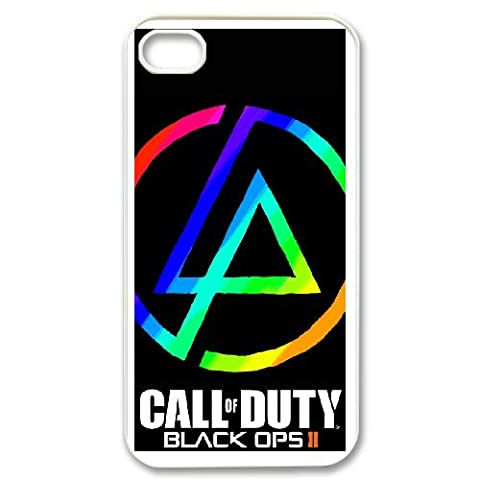 Personalized custom iPhone 4 4s Design your own cell Phone Case Linkin Park