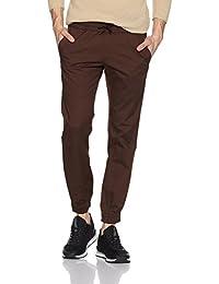 Amazon Brand - Symbol Men's Slim Fit Cotton Joggers