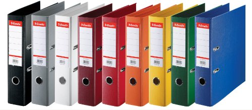 esselte-lot-de-10-classeurs-couverture-plastique-a4-dos-75cm-couleurs-assorties-standard-624177