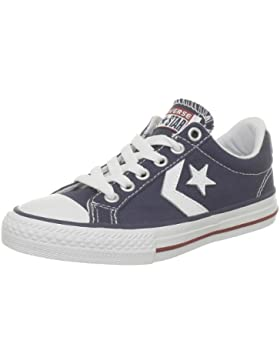 Converse Lifestyle Star Player Ev Ox Canvas, Zapatillas de Deporte Unisex Niños
