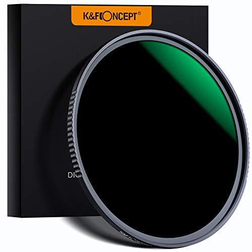 K&F Concept Nano-X Mehrfach-Beschichtete Vergütung MC ND 1000 Filter wasserdicht Graufilter 67MM