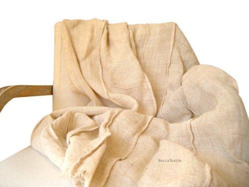 Marokkanische Schlafzimmer Dekor (Dekorative Decke mit Falten, Bettdecke natürliches Gewebe, Bettwäsche Europäische Decke für Sofa und Bett, BeccaTextile .)