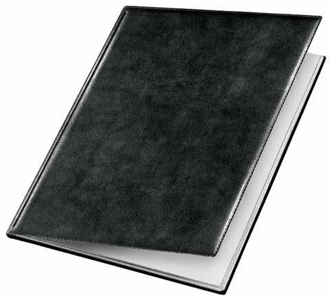 Veloflex 4402780 - Sichtbuch - de Luxe - Exquisit DIN A4, schwarz