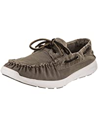 Top-Sider Men's Sojourn Canvas Navy barco zapato 10 hombres EE. UU.
