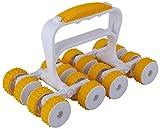 #6: Percare Power Roll - Body (17 cms x 21 cms x 15 cms, Yellow)