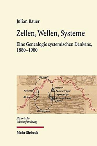 Zellen, Wellen, Systeme: Eine Genealogie systemischen Denkens, 1880-1980 (Historische Wissensforschung)