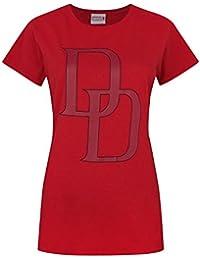 Marvel Mujeres Daredevil - Camiseta