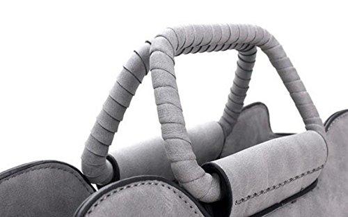 La Borsa Di Temperamento Misura La Spalla Trasversale Trasversale Della Spalla Versione Coreana Del Pacchetto Delle Signore Di Tendenza Black