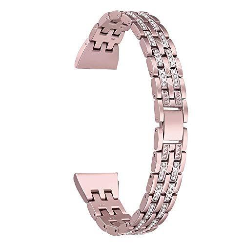 Preisvergleich Produktbild TianranRT Ersatz Edelstahl Stahl Armband Band Straps Ersatzarmbänder Aus für Apple Watch Series 4 40 / 44mm