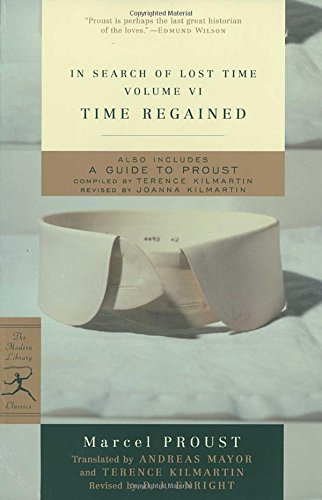 In Search of Lost Time: Time Regained v. 6 (Modern Library)