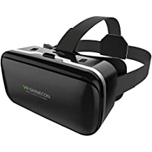 SHINECON VR G-04 Virtual Reality Glasses 3D VR Glasses Headset for Android iOS Windows Smart Phones with 3.5-6.0 Inches